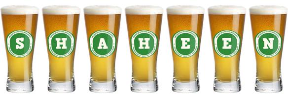 Shaheen lager logo