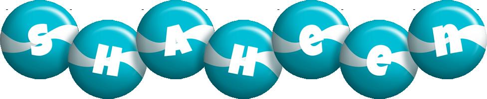 Shaheen messi logo