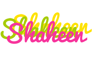 Shaheen sweets logo