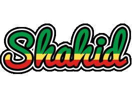 Shahid african logo