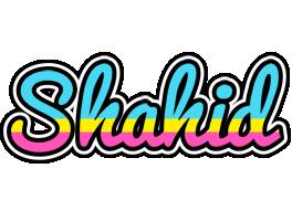 Shahid circus logo