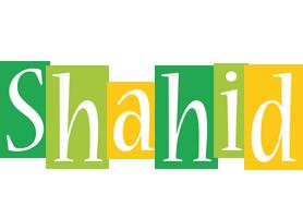 Shahid lemonade logo