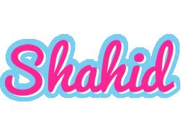 Shahid popstar logo