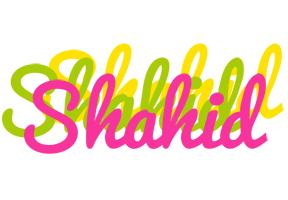 Shahid sweets logo