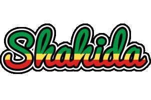 Shahida african logo