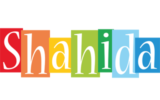 Shahida colors logo