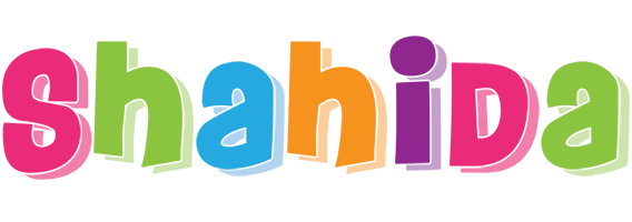 Shahida friday logo