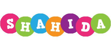 Shahida friends logo
