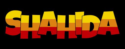 Shahida jungle logo