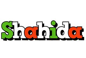 Shahida venezia logo