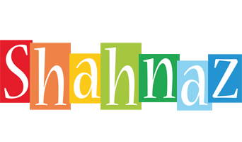 Shahnaz colors logo