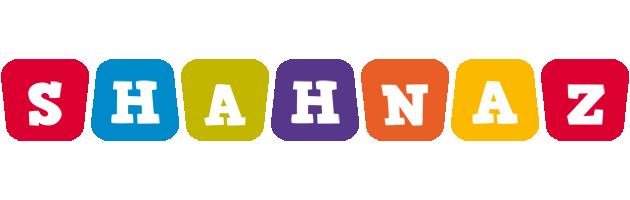 Shahnaz kiddo logo