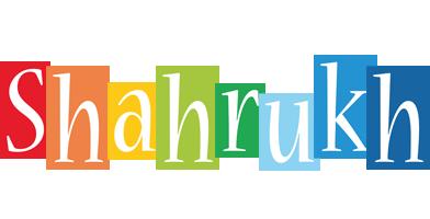 Shahrukh colors logo