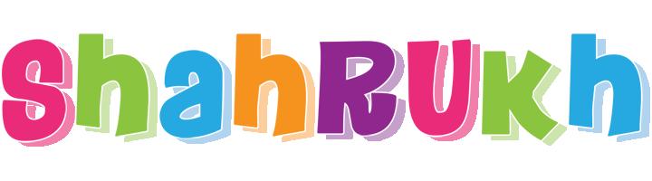 Shahrukh friday logo