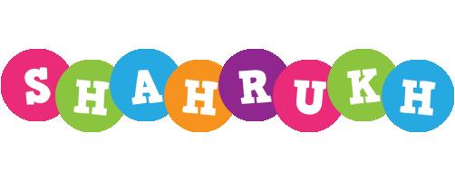 Shahrukh friends logo