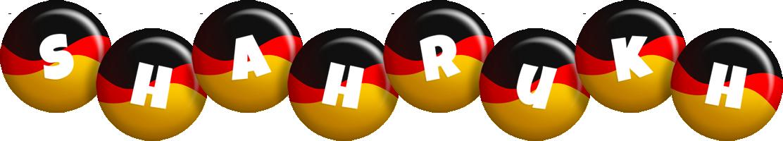 Shahrukh german logo