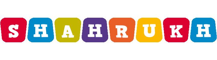 Shahrukh kiddo logo
