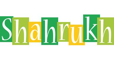 Shahrukh lemonade logo