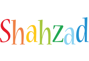 Shahzad birthday logo