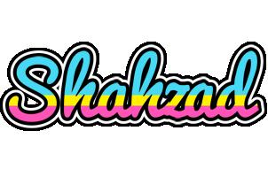 Shahzad circus logo