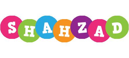 Shahzad friends logo