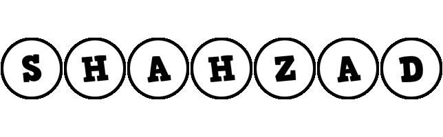 Shahzad handy logo