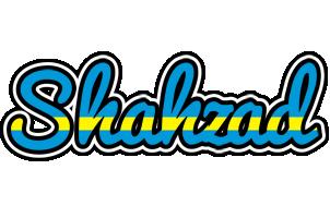 Shahzad sweden logo