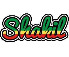 Shakil african logo