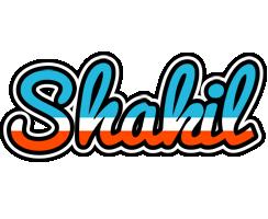 Shakil america logo