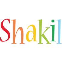 Shakil birthday logo