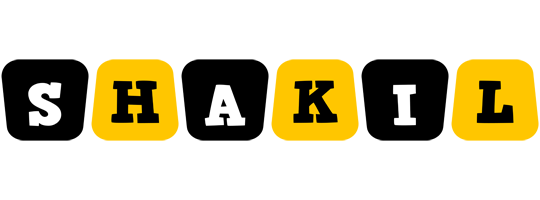 Shakil boots logo