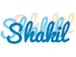 Shakil breeze logo