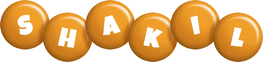 Shakil candy-orange logo