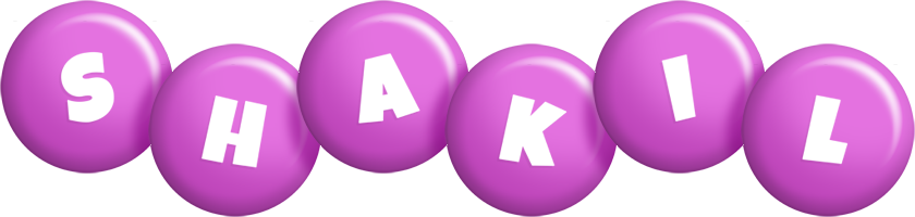 Shakil candy-purple logo