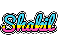 Shakil circus logo