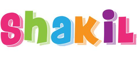 Shakil friday logo