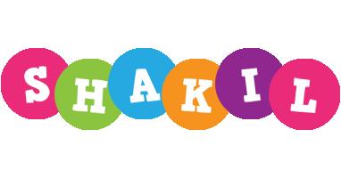 Shakil friends logo