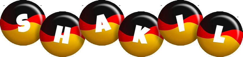 Shakil german logo
