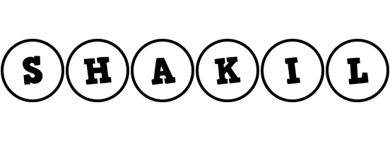 Shakil handy logo