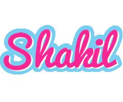 Shakil popstar logo
