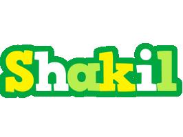 Shakil soccer logo
