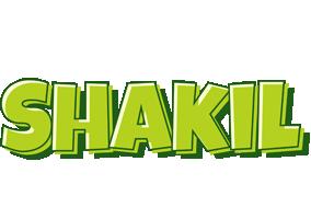 Shakil summer logo