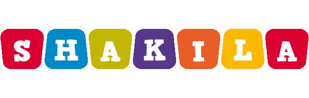 Shakila kiddo logo