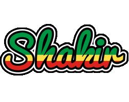 Shakir african logo