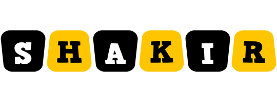 Shakir boots logo