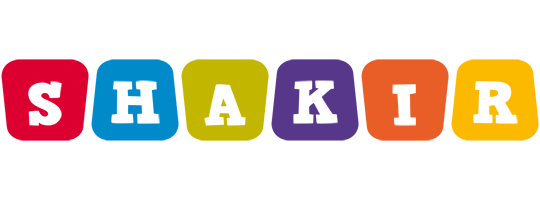 Shakir kiddo logo