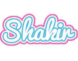 Shakir outdoors logo
