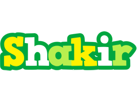 Shakir soccer logo