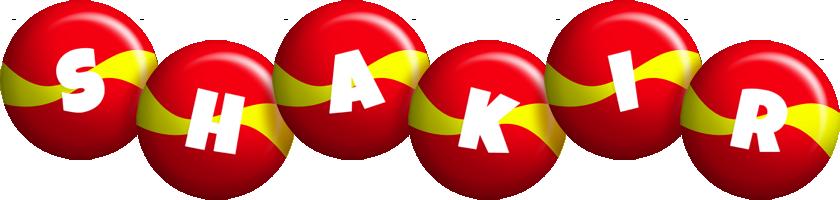 Shakir spain logo