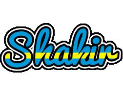 Shakir sweden logo